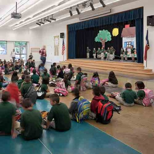 School Classroom Design Standards ~ James berry elementary school projects gensler