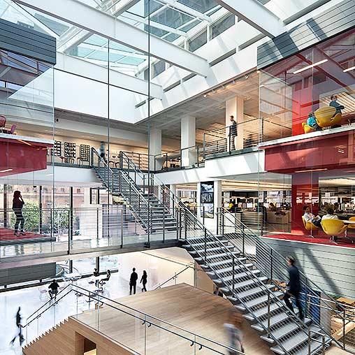 Gensler los angeles projects gensler - Interior design institute orange county ...