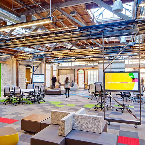 Gensler Ranks 1 On Top 100 Green Design Firms List