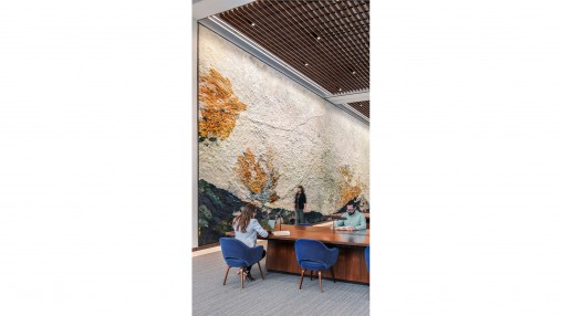 University Of Pennsylvania Moelis Family Grand Reading Room Projects Gensler