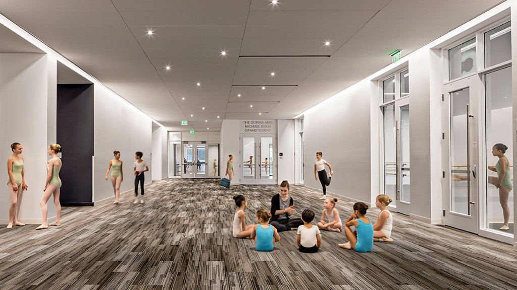 Boston Ballet School | Projects | Gensler