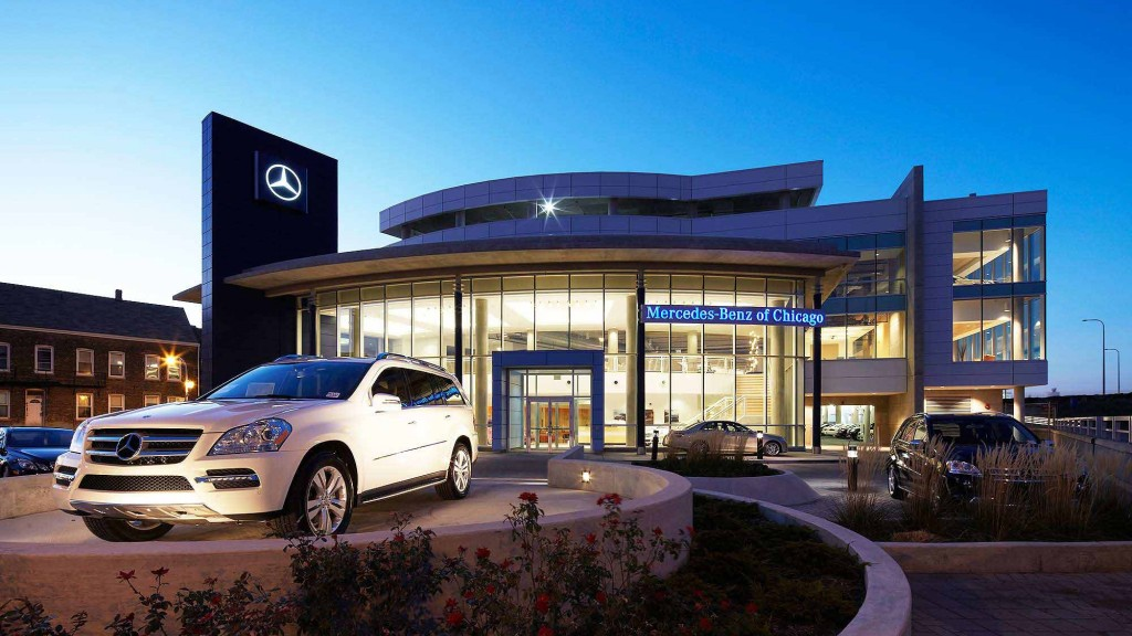Used cars for sale in chicago il mercedes benz of chicago for Mercedes benz dealerships in chicago area