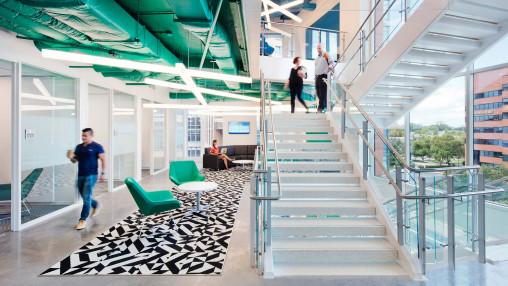 Marymount University Ballston Center Redevelopment Projects Gensler Adorable Marymount University Interior Design
