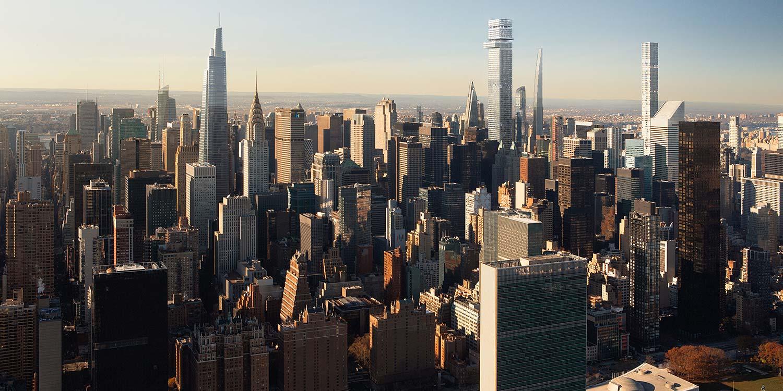 News | New York | Offices | Gensler
