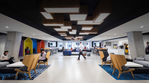 GENSLER RESEARCH INSTITUTE. New Workplace Data Shows How Design Drives  Employee Effectiveness, Experience, And Engagement.
