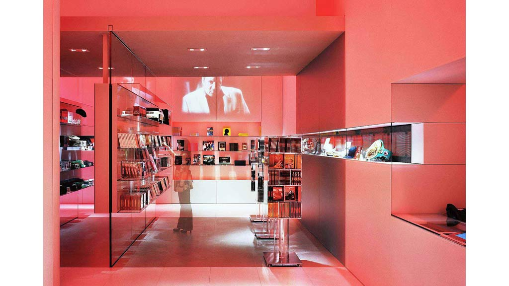 HBO Shop | Projects | Gensler