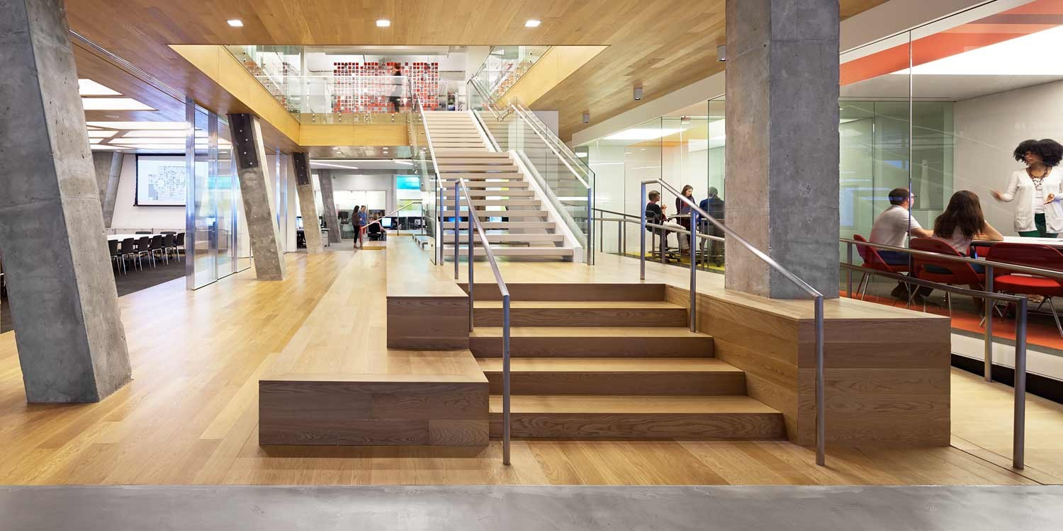 Washington d c offices gensler for Innovation firm los angeles