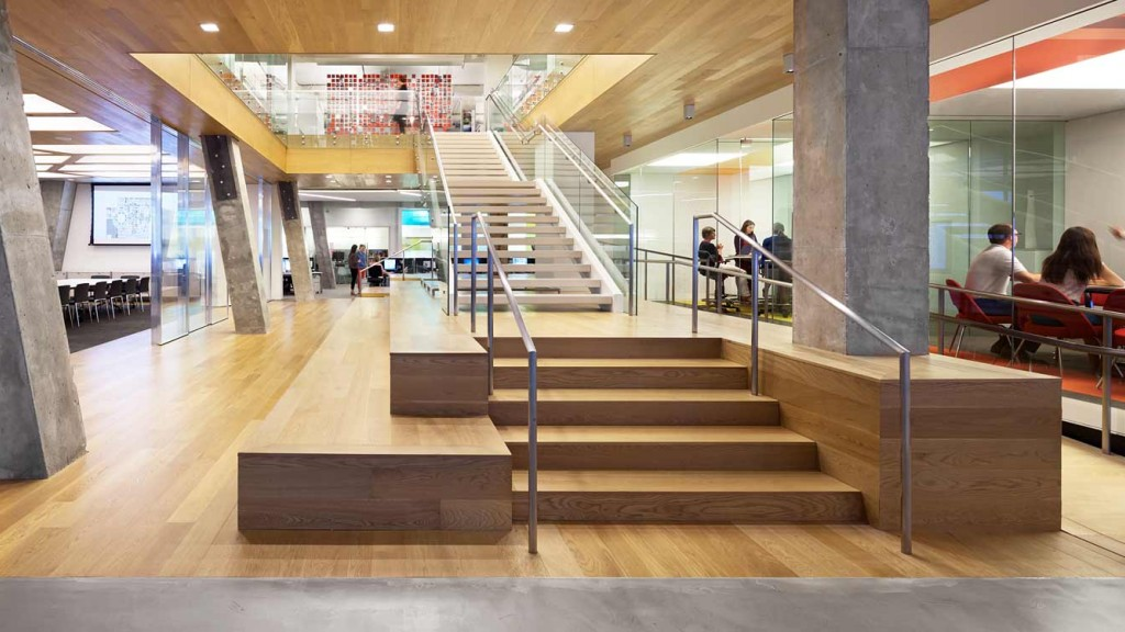 News washington d c offices gensler for Office design news