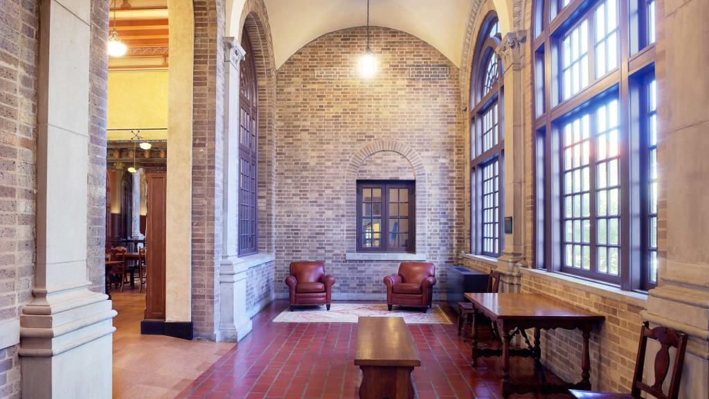 Julia Ideson Building | Projects | Gensler