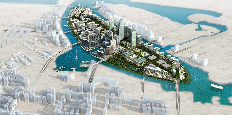 Abu Dhabi Offices – Abu Dhabi Map