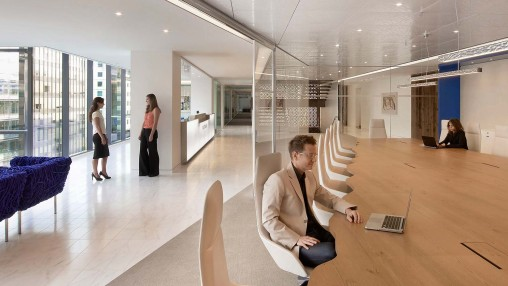 Trends in the Legal Workplace | Gensler Research Institute ...
