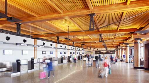 Jackson Hole Airport >> Jackson Hole Airport Projects Gensler