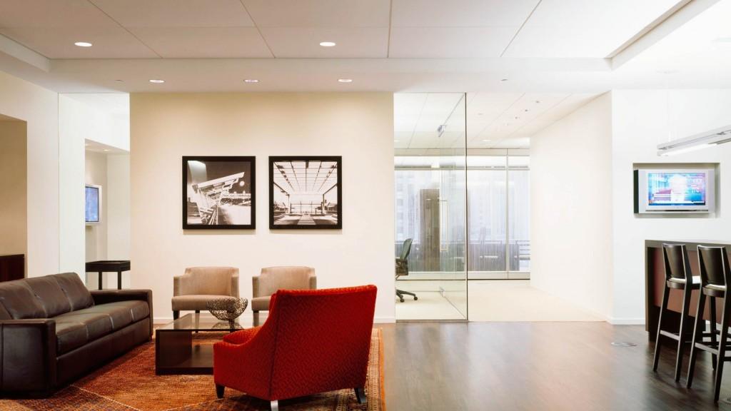 Seyfarth Shaw LLP Chicago Projects Gensler