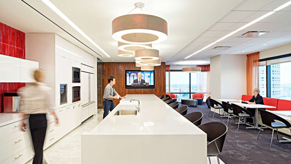 CBRE Tampa Projects Gensler