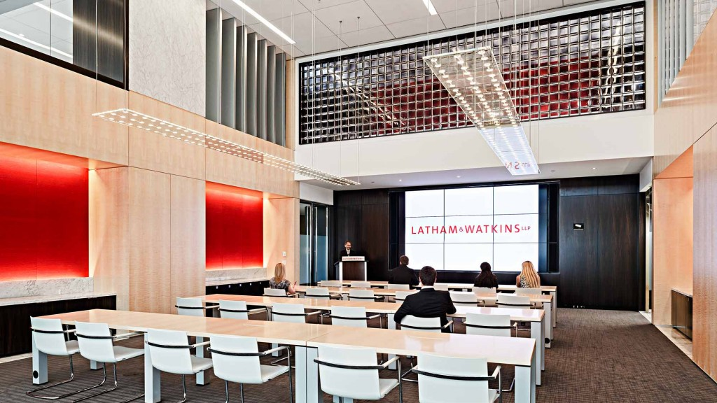 Latham & Watkins LLP, Houston | Projects | Gensler