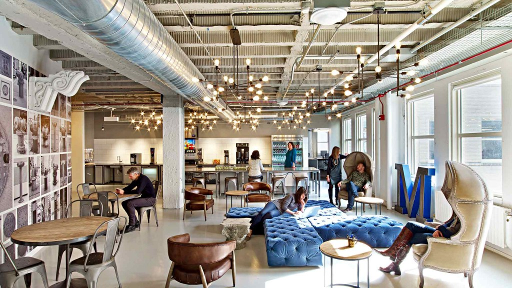 Motorola mobility projects gensler for Interior design consultant chicago