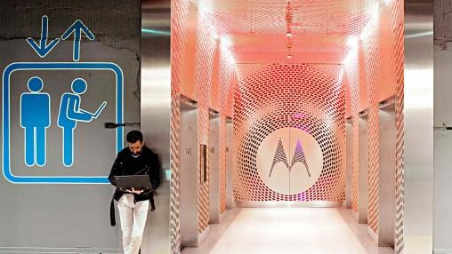 Motorola Mobility | Projects | Gensler