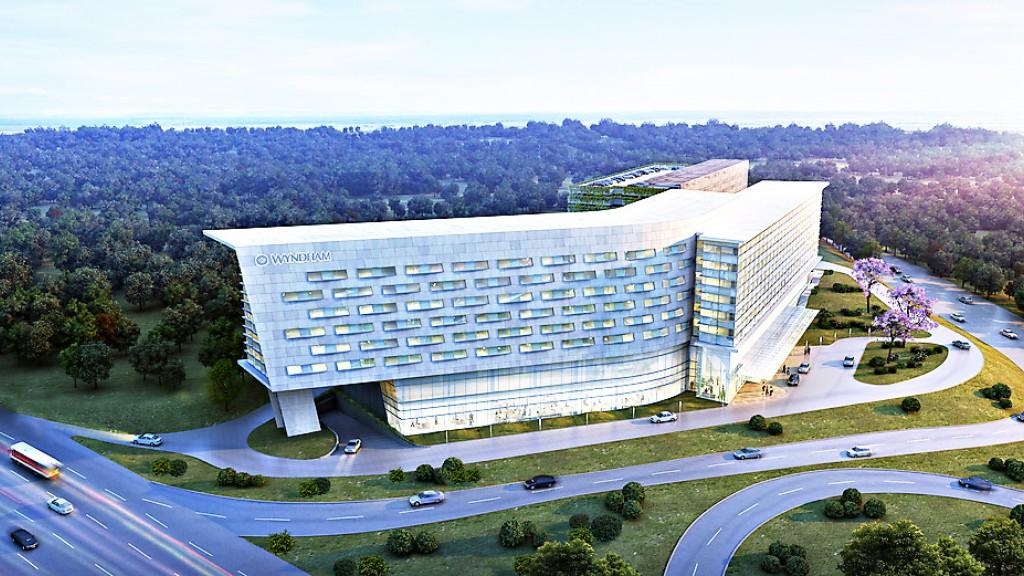 Wyndham Garden Hotel, Lagoa Santa   Projects   Gensler