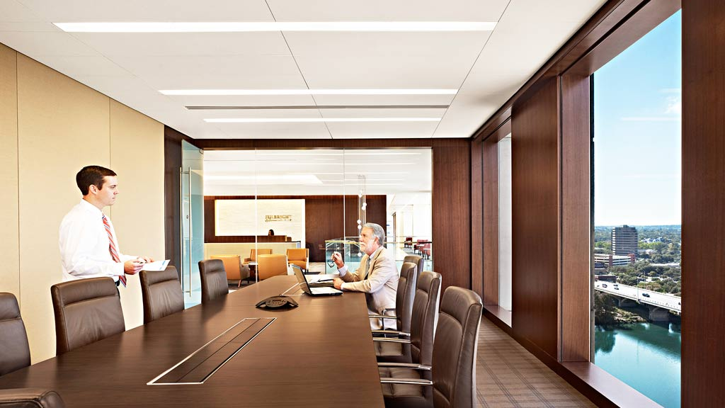 Norton rose fulbright austin projects gensler - Interior design firms austin tx ...