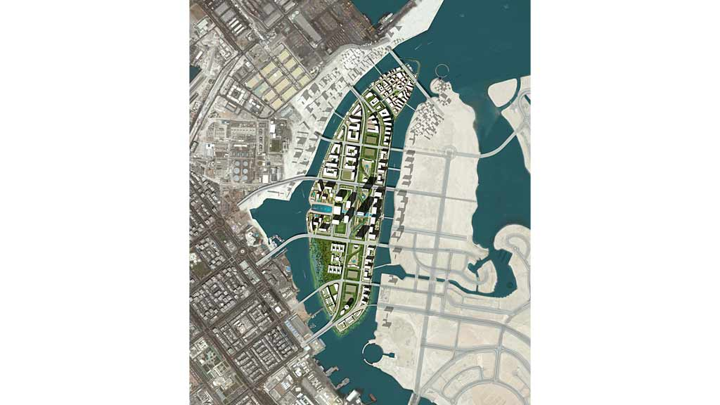 Abu Dhabi Financial Centre Projects – Map World Financial Center