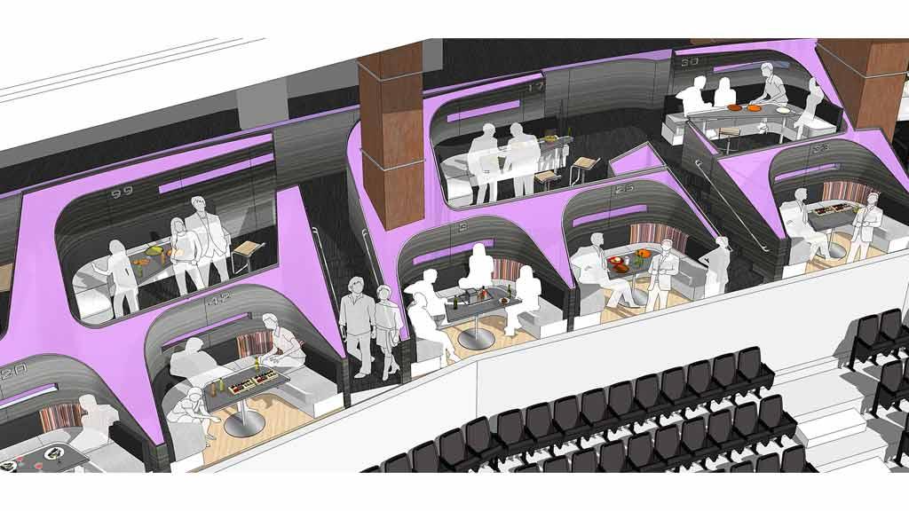 Staples Center Projects Gensler