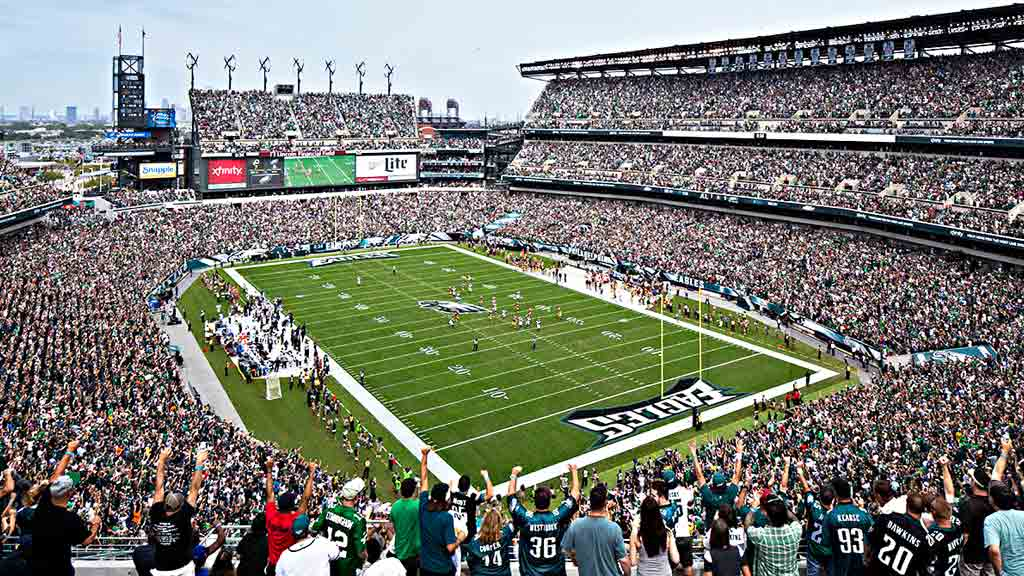 Lincoln Financial Field Projects Gensler