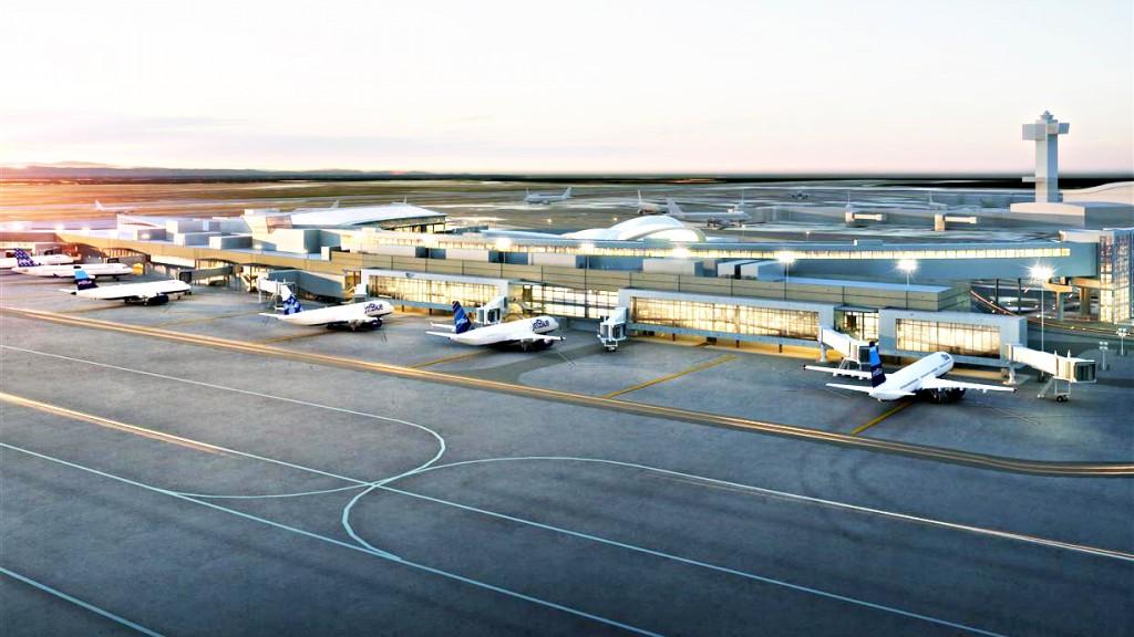 a51cf6e7a31c JetBlue Welcomes First International Arrivals to Gensler-designed JFK T5