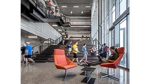 Arizona State University, College Avenue Commons | Projects | Gensler