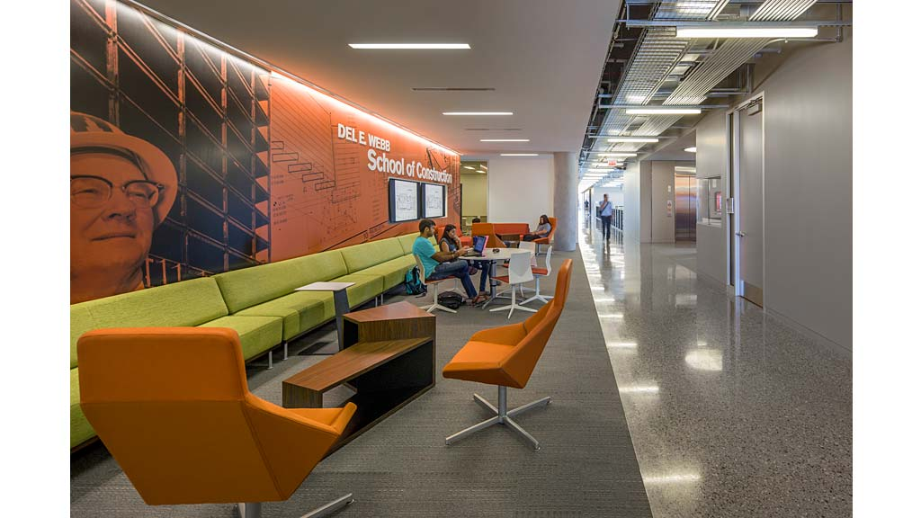 Arizona State University College Avenue Commons Projects Gensler