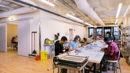columbia college chicago art design school projects gensler rh gensler com My Harrington The Art Institute of Chicago Campus of School