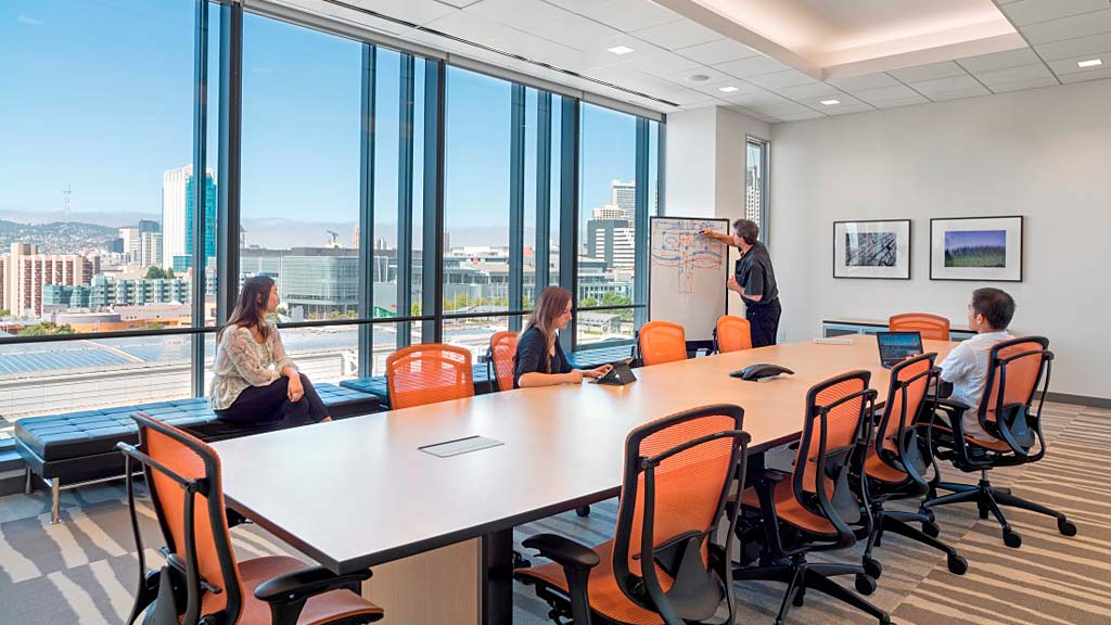 Riverbed technology projects gensler for Innovation consulting san francisco