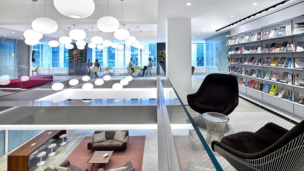 Hachette Book Group   Projects   Gensler