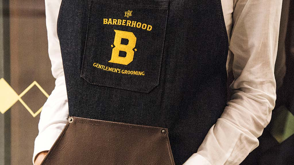 Barber Hood