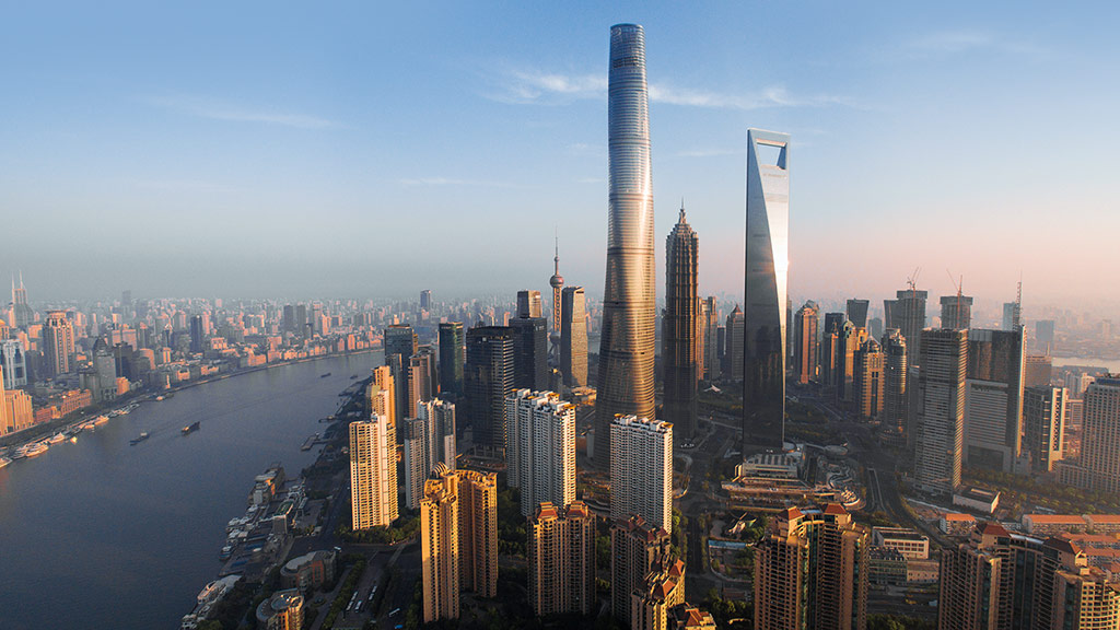 Shanghai Tower Projects Gensler
