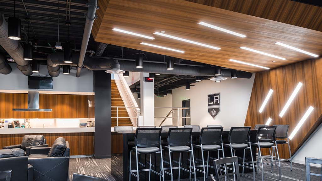 Toyota sports center projects gensler Kitchen design center el segundo