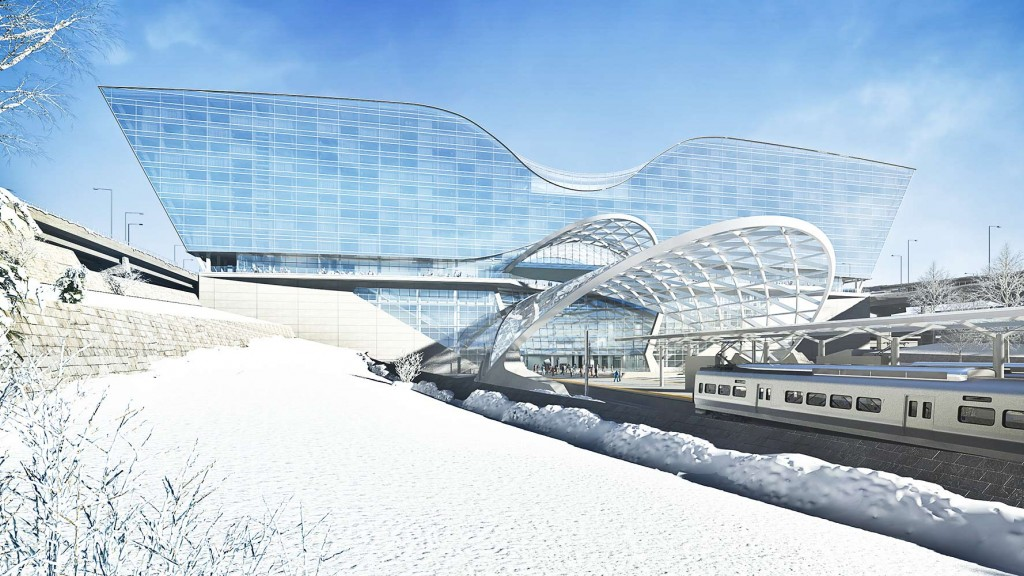 Denver International Airport | Projects | Gensler