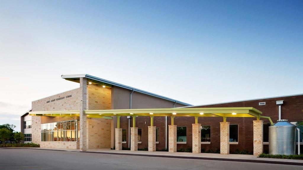 James berry elementary school projects gensler - Interior design schools in houston ...