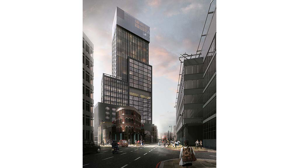 Gensler and Highgate Holdings Secure Planning Permission for