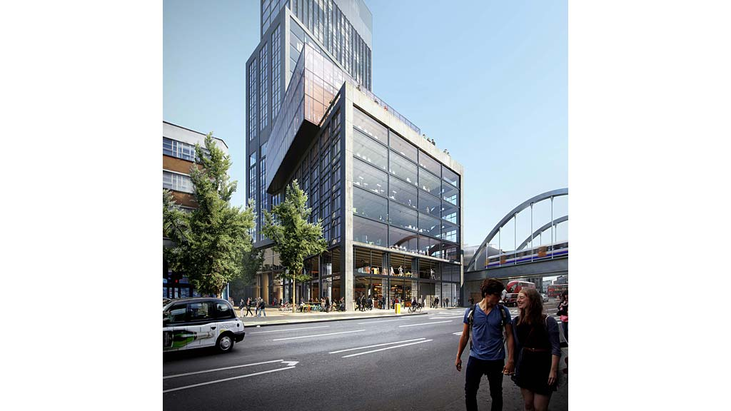 Gensler And Highgate Holdings Secure Planning Permission For Sditch Hotel Press Releases News