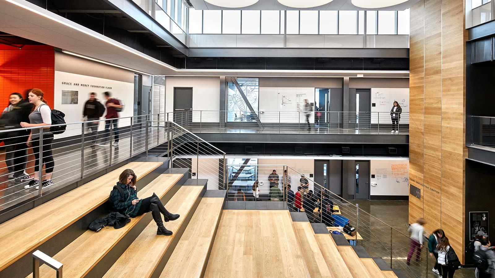 Gensler for Innovation firm los angeles