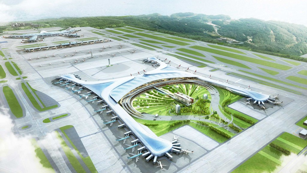 Incheon International Airport Projects Gensler