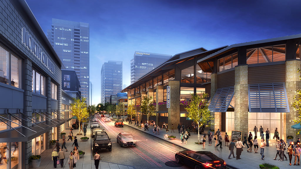 Toyota Of Plano >> Legacy West | Projects | Gensler