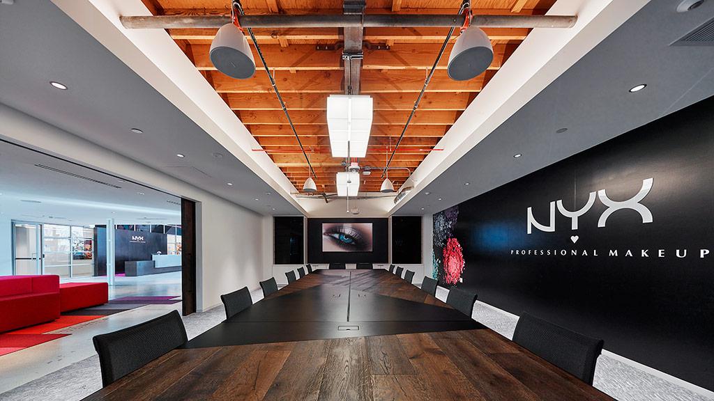 NYX Cosmetics Headquarters