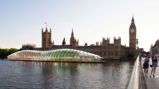 Gensler Unveils Radical Concept for Temporary UK Parliament ... on leed house plans, linear house plans, postmodern house plans, treetop house plans, dramatic house plans, cubic house plans, moderate house plans,