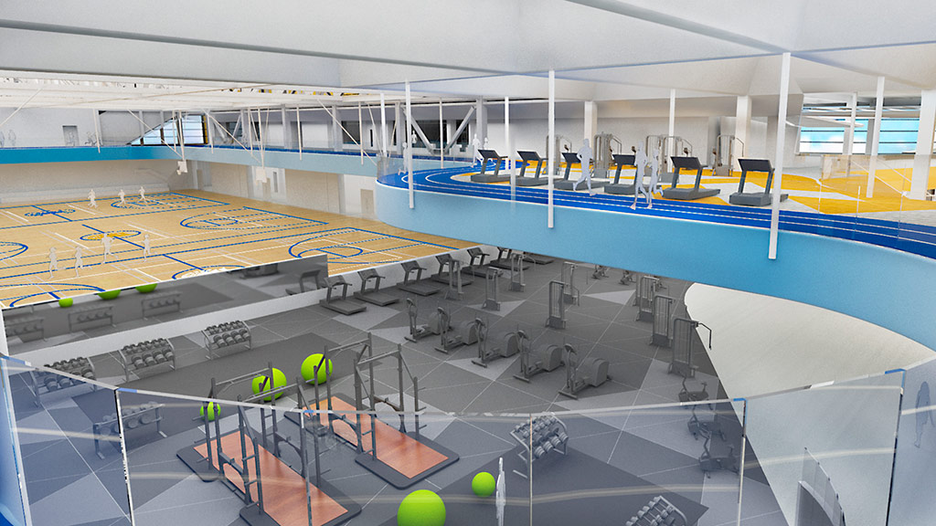 San Jose State University Student Recreation And Aquatics Center Projects Gensler