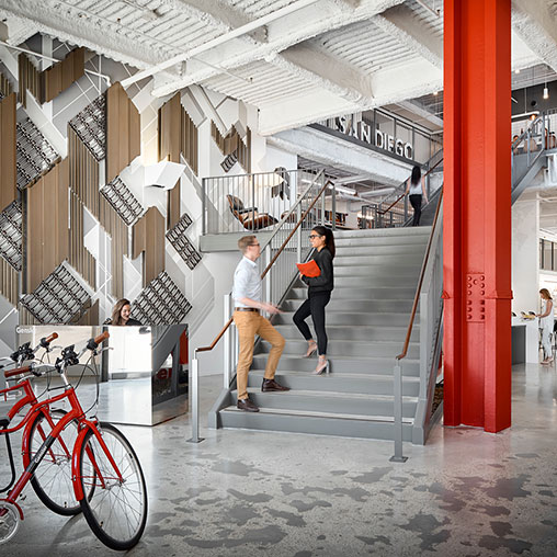 photo san diego office. San Diego Union-Tribune: Gensler Is Redesigning The City From North To South Photo Office A