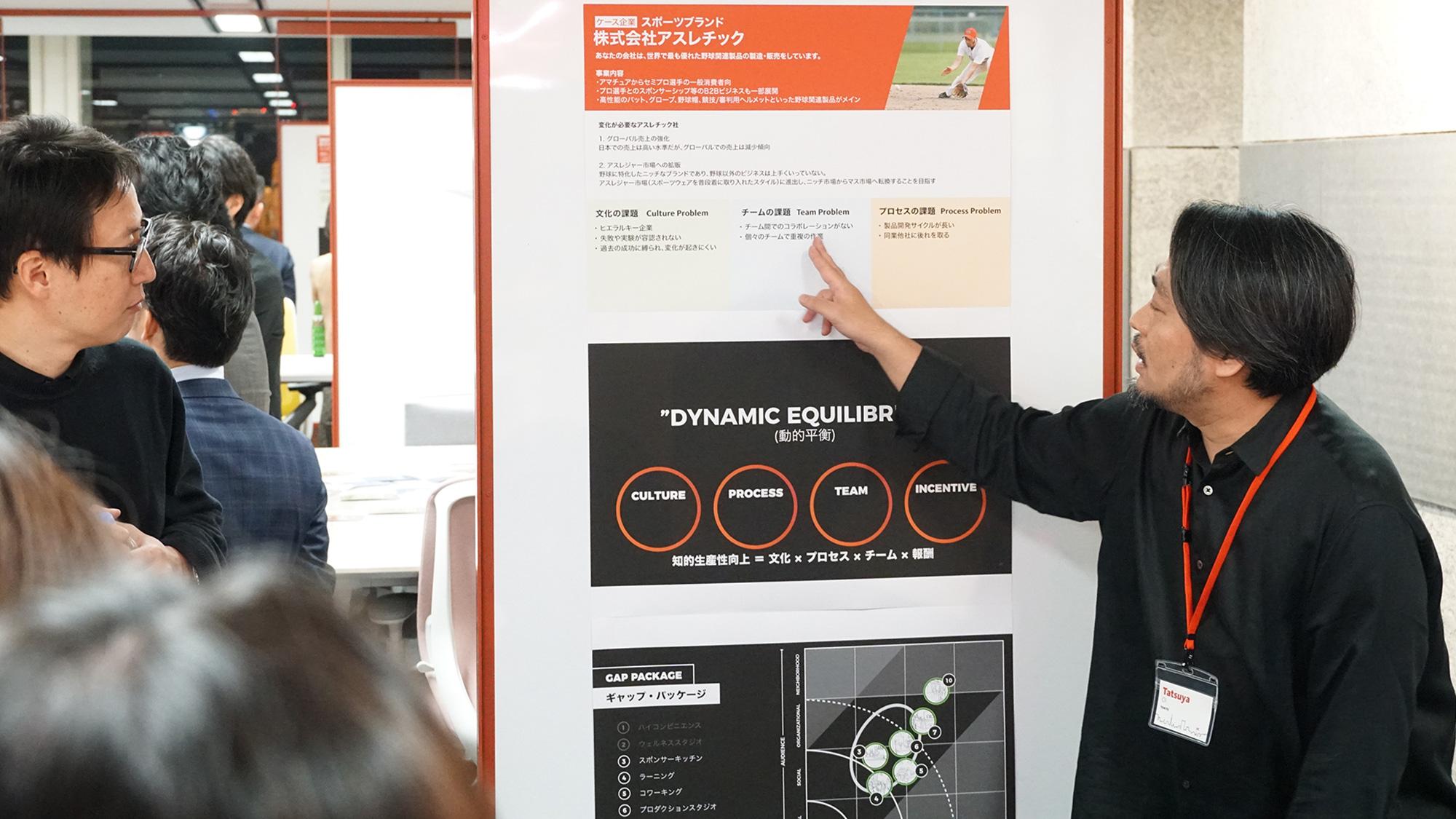 Gensler Tokyo facilitators discuss how to create a balanced workplace