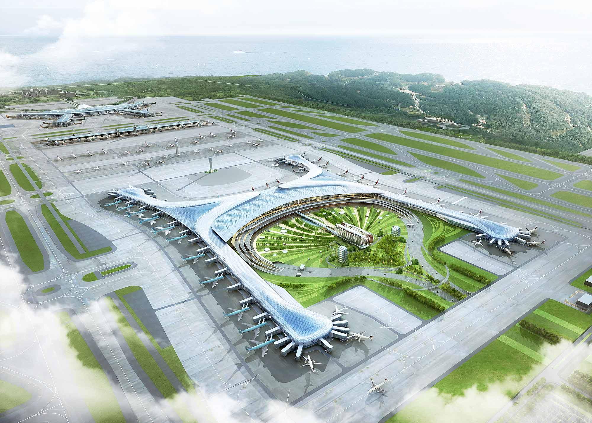 Airport Cities In Focus Research Amp Insight Gensler