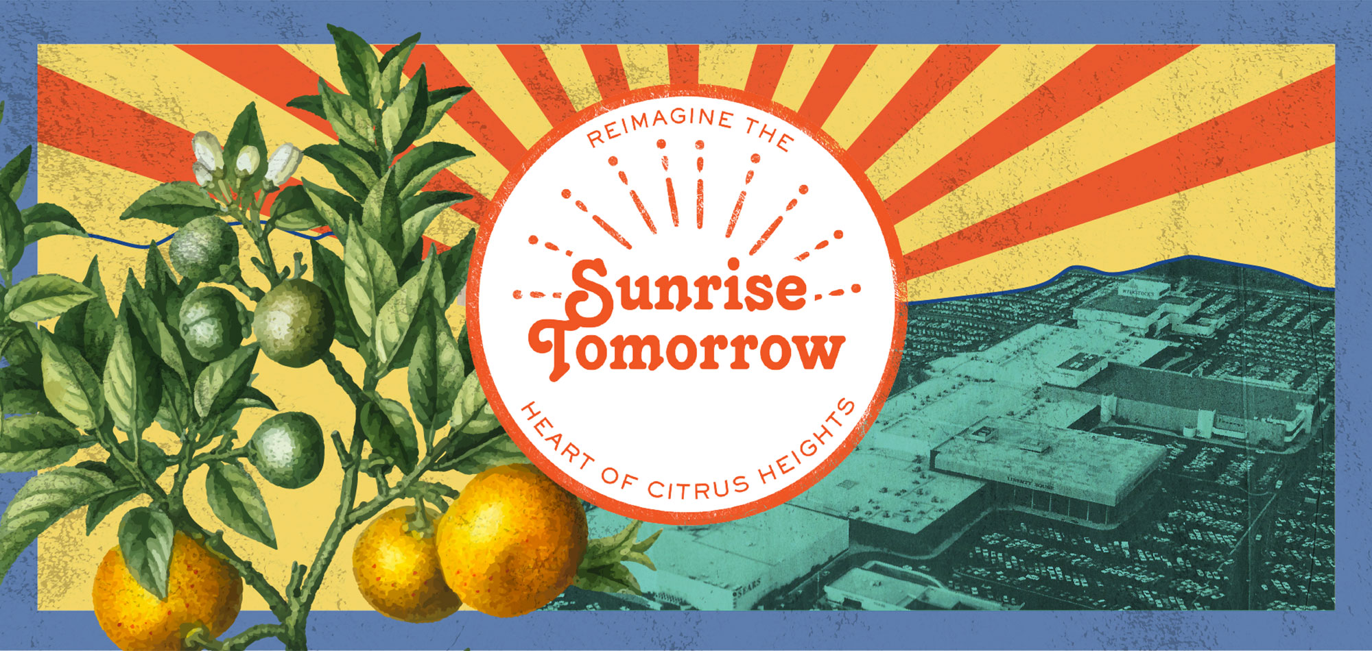 Branding for the Sunrise Tomorrow project