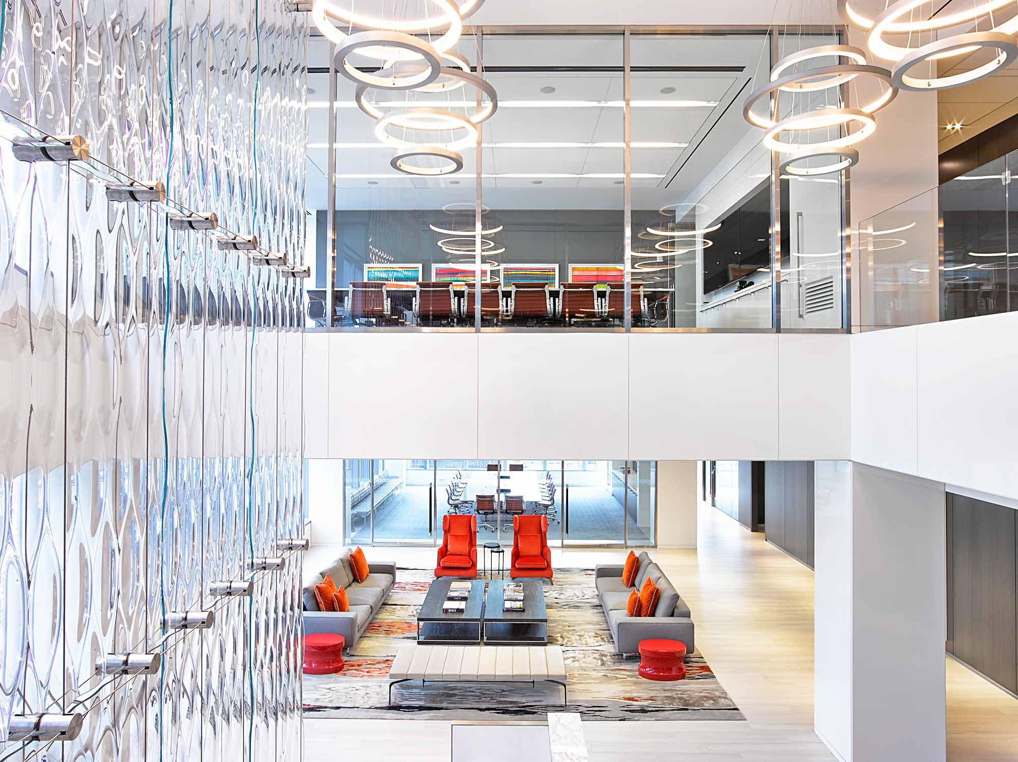 The future of workplace gensler Collaborative office interiors houston
